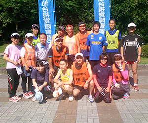台原森林公園 練習会の写真