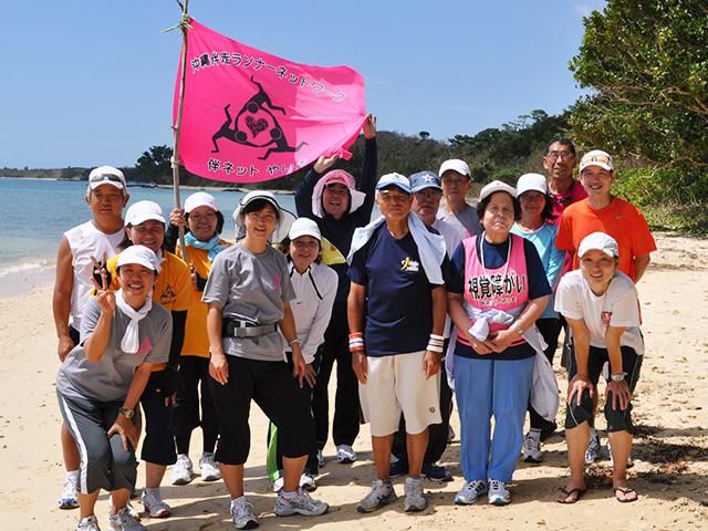八重山練習会の写真