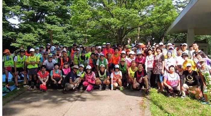 代々木公園・伴走伴歩クラブ/バンバンクラブ練習会の写真