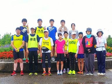 ブラインド伴走会富山の写真